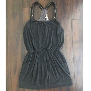 🍭NWOT Gray Mini Dress 🍭